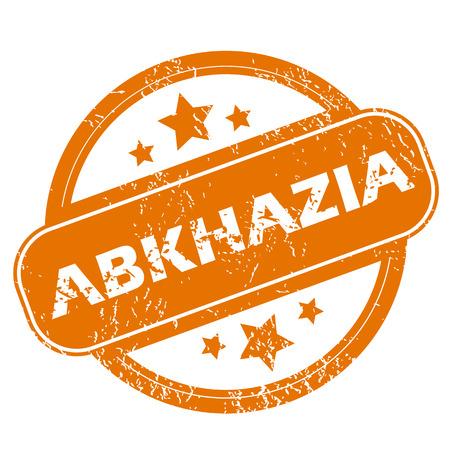 abkhazia: Abkhazia grunge icon