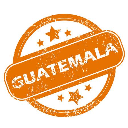 guatemala: Guatemala grunge icon