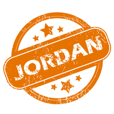 jordan: Jordan grunge icon