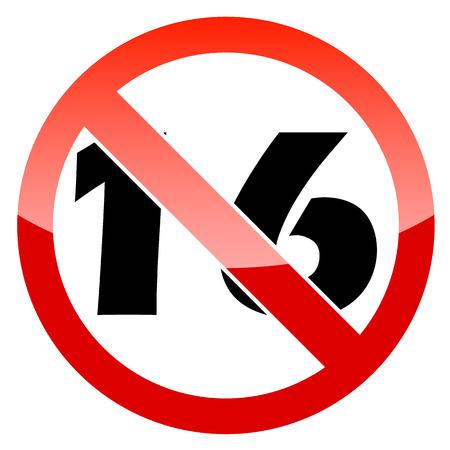 sixteen: Not sixteen