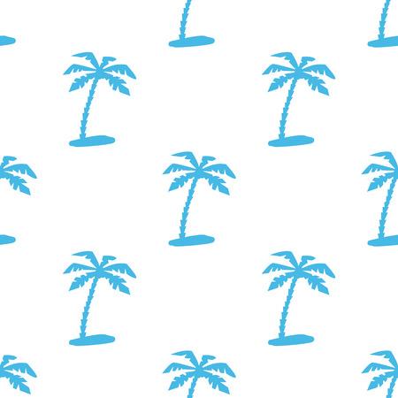 isles: Island seamless pattern