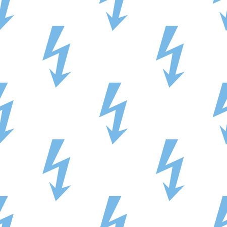 immediately: Lightning seamless pattern