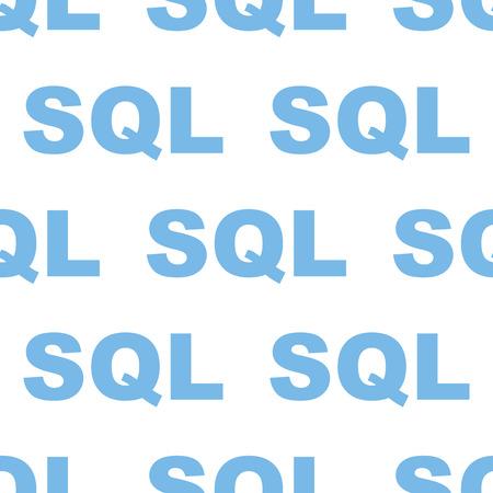 sql: SQL seamless pattern
