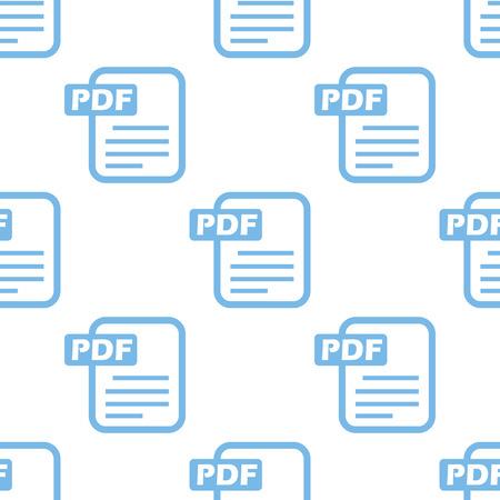 pdf: Pdf seamless pattern