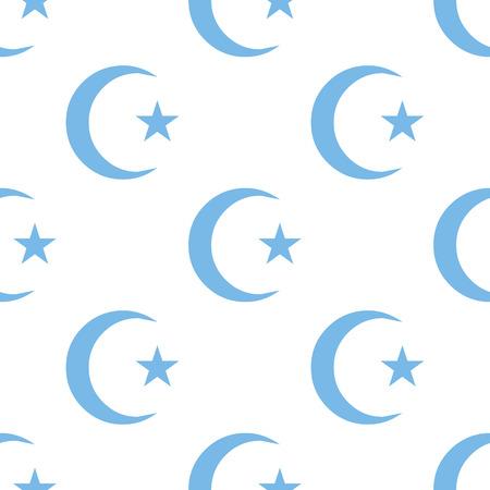 cult: Islam seamless pattern