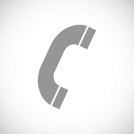 Phone black icon