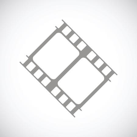 cine: Film black icon