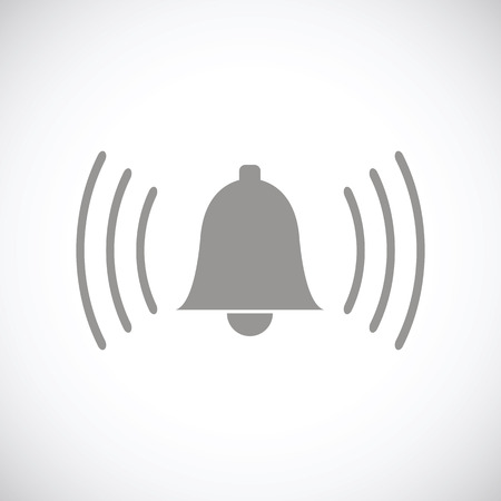 alarmclock: Alarmclock black icon Illustration