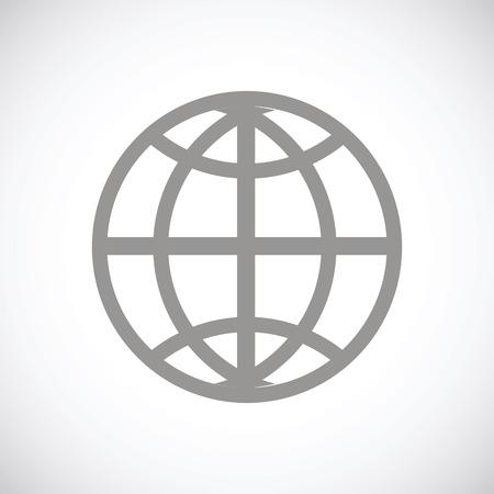 unification: World black icon