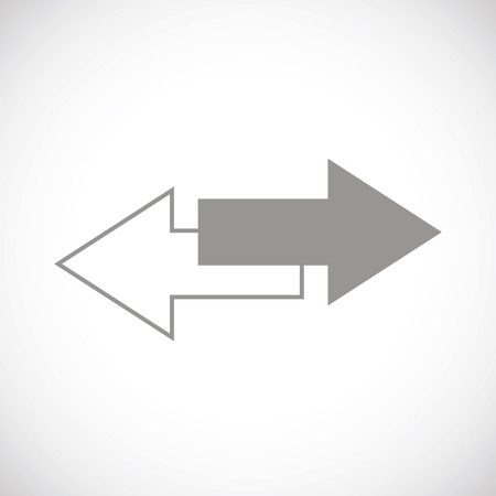 reverse: Reverse black icon