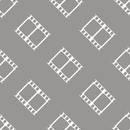 cine: Film seamless pattern