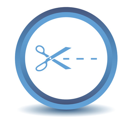 maim: Blue Cut icon Illustration