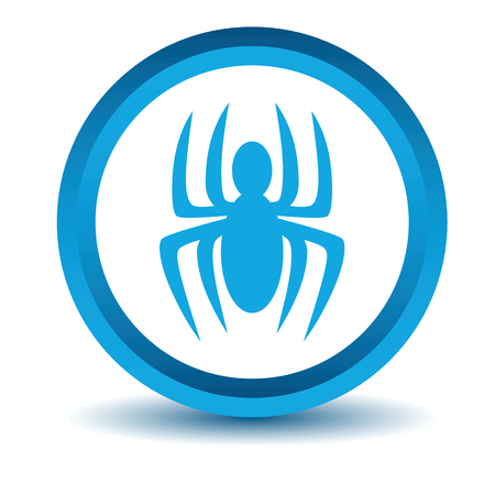 vulnerability: Blue Spider icon
