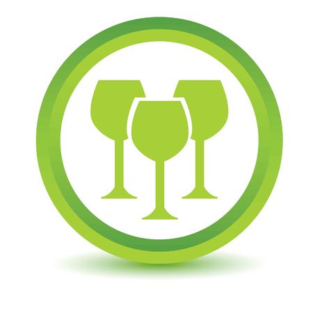 stemware: Green Stemware icon