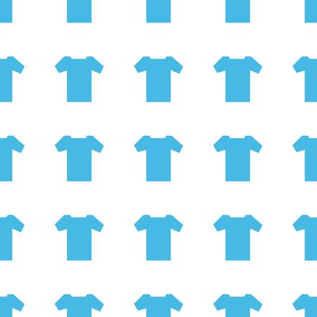 t shirt blue: Unique T-shirt seamless pattern