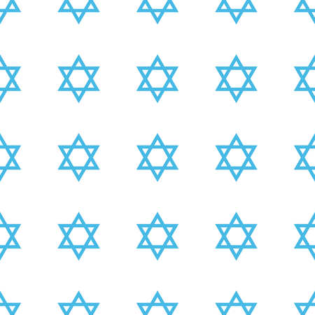 judaism: Unique Judaism seamless pattern