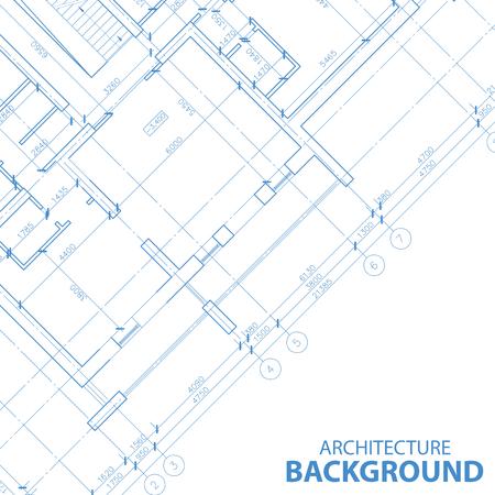architecture model: New architecture model Illustration