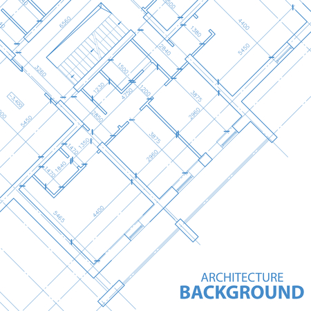 New architecture background