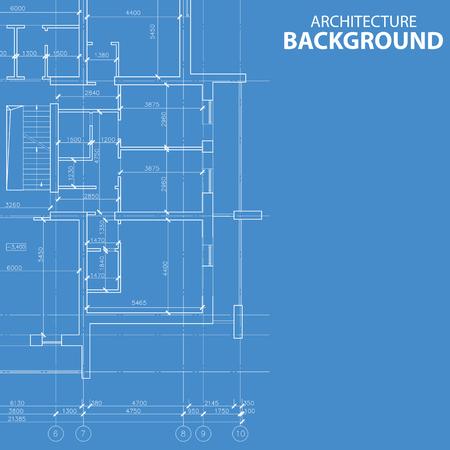 architecture model: Blueprint architecture model