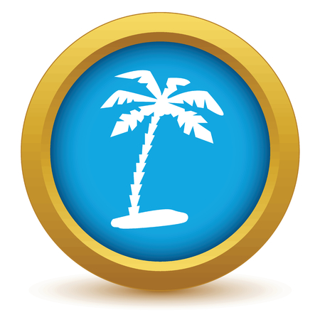 travel icon: Goud reizen pictogram