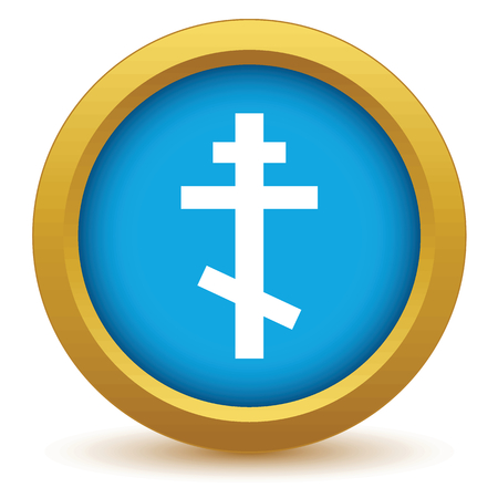 orthodoxy: Gold orthodoxy icon