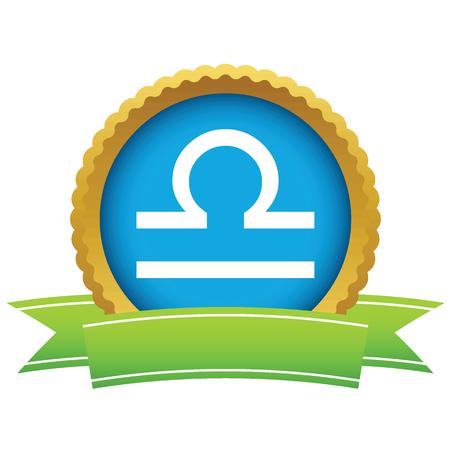 Libra: Gold Libra icon