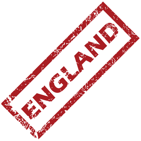 new england: New England rubber stamp
