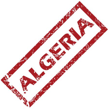 algeria: New Algeria rubber stamp