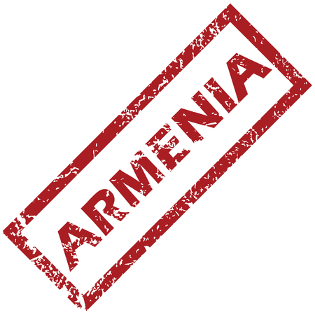 unclean: New Armenia rubber stamp