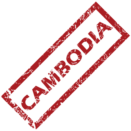 unclean: Cambodia rubber stamp