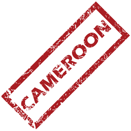 cameroon: Cameroon rubber stamp