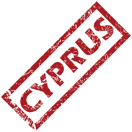 cyprus: New Cyprus rubber stamp