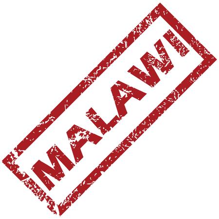 malawi: New Malawi rubber stamp