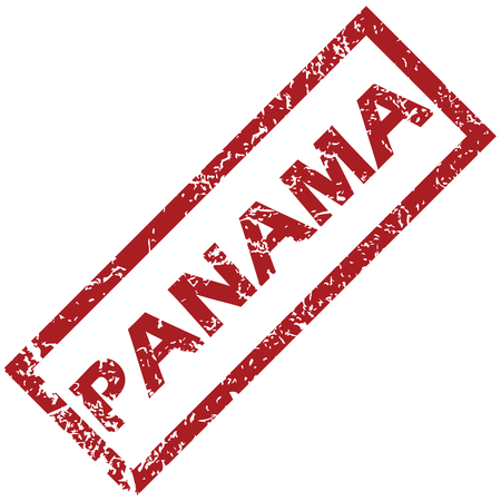 panama: New Panama rubber stamp