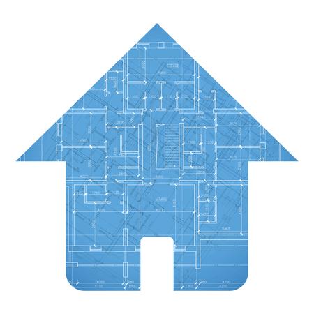house plan: Architecture house plan