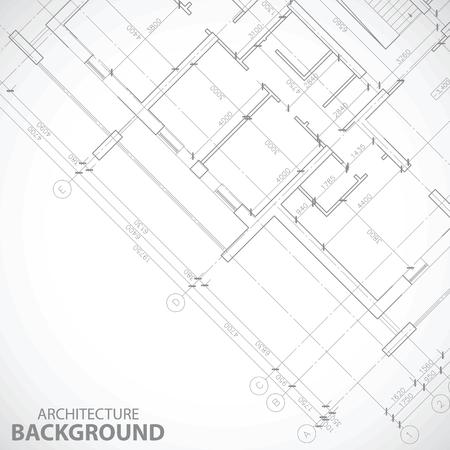 urban planning: Black architecture background