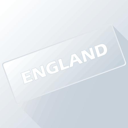 new england: New England unique button