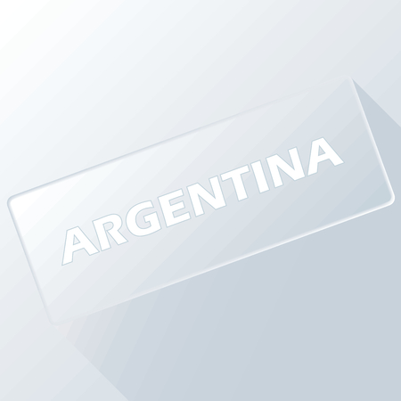 unclean: Argentina unique button