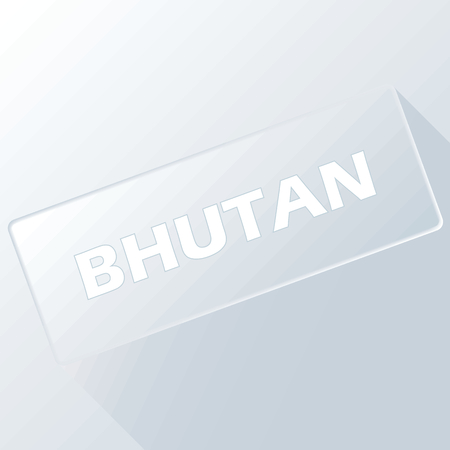 bhutan: Bhutan unieke knoop