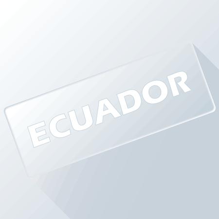 ecuador: Ecuador unieke knoop