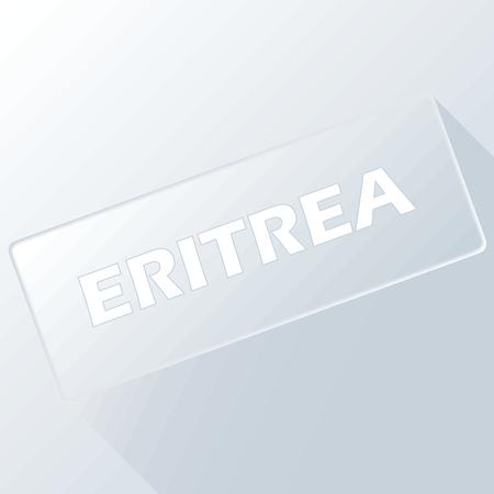 eritrea: Eritrea unique button