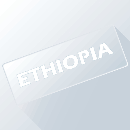 unclean: Ethiopia unique button