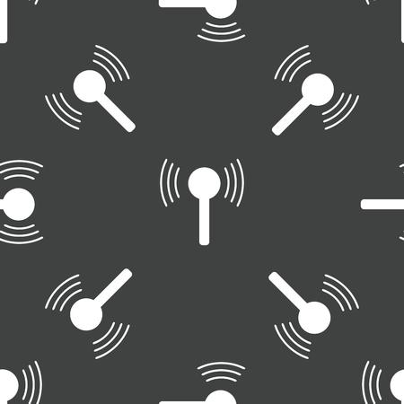 wireless signal: Wireless signal pattern