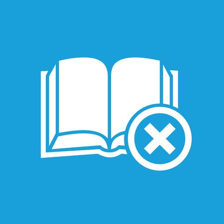 chosen: Remove book symbol