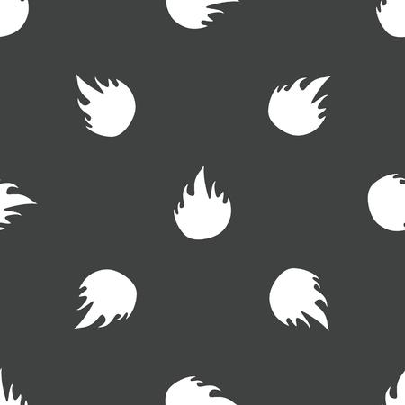 Fire pattern Vector