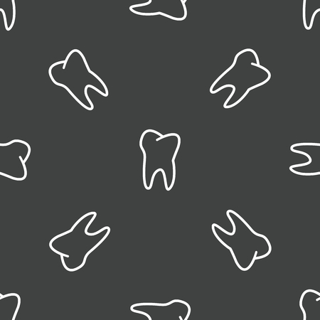 dens: Tooth pattern