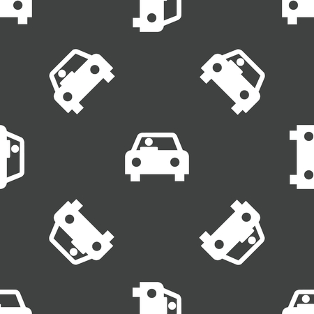 car pattern: Car pattern Illustration