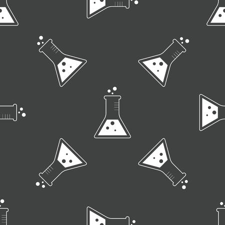 reagents: Flask pattern Illustration