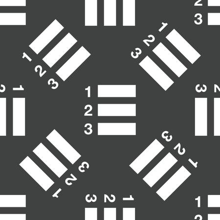 numbered: Elenco numerato modello