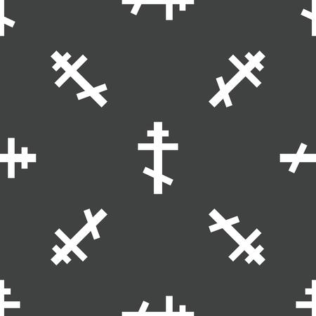 crucifix: Crucifix pattern Illustration